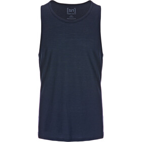 super.natural Base Tank 140 Men Navy Blazer